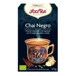 TE CHAI NEGRO ( YOGI TEA ) BIOLOGICO 17 BOLSITAS 1.8g