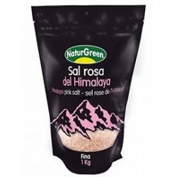 SAL ROSA DEL HIMALAYA ( NATUR GREEN ) 1KG