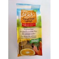 Galletas Cookisanas Naranja S/A 150 Gr. (Santiveri)