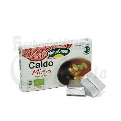 Caldo de Verduras con Miso ( A.VOGEL )