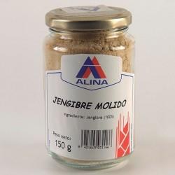 Jengibre molido 150 gr ( EL HORNO DE LEÑA )