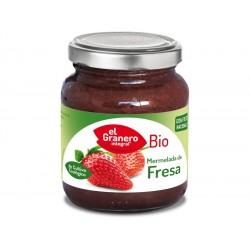 Mermelada de Fresa Bio, 330 g ( EL GRANERO )