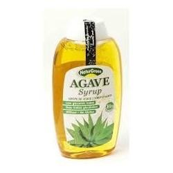 Syrup Sirope Agave Bio 500 ml  690 g ( NATURGREEN )