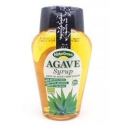 Syrup Sirope Agave Bio 360 ml 495 g ( NATURGREEN )
