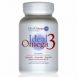 Ideal omega 3 60 cápsulas