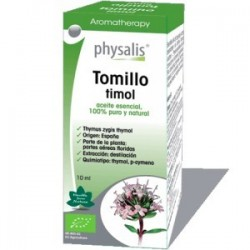 ACEITE ESENCIAL TOMILLO TIMOL BIO 10 ML ( PHYSALIS )
