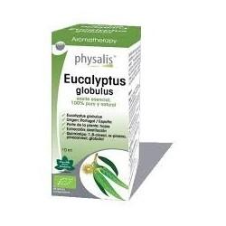 ACEITE ESENCIAL EUCALIPTO COMÚN (EUCALYPTUS GLOBULUS) BIO 10 ML PHYSALIS