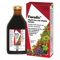 Floradix Jarabe 500 ml  Salus
