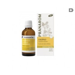 Aceite vegetal Calófilo Bio 50ml  ( PRANAROM )