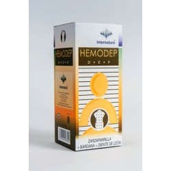 Internature Hemodep jarabe 250ml