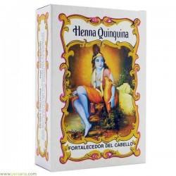 HENNA QUINQUINA ( Fortalecedor del cabello )