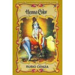 HENNA COLOR ( RUBIO CENIZA )Radhe Shyam