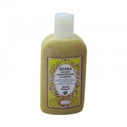 Bálsamo Acondicionador Henna Color Rubio Radhe Shyam 250 ml