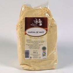 Harina de maíz ( EL HORNO DE LEÑA )