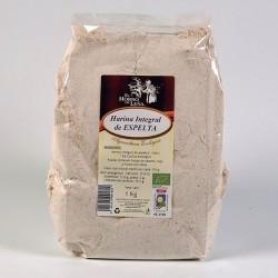 Harina integral de espelta ( EL HORNO DE LEÑA )