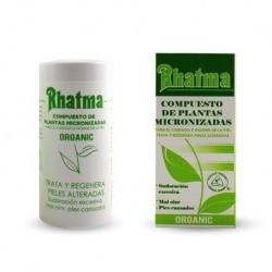 Desodorante Compuesto de Plantas Micronizadas, 75gr. Rhatma