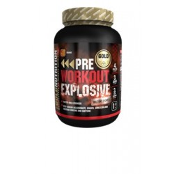 Pre-Workout Explosive ( GOLD NUTRITION )