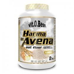 Harina de Avena Tarta de manzana 2Kg ( VIT.O.BEST )