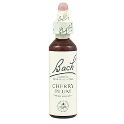 Cherry Plum Flores de bach originales 20 ml